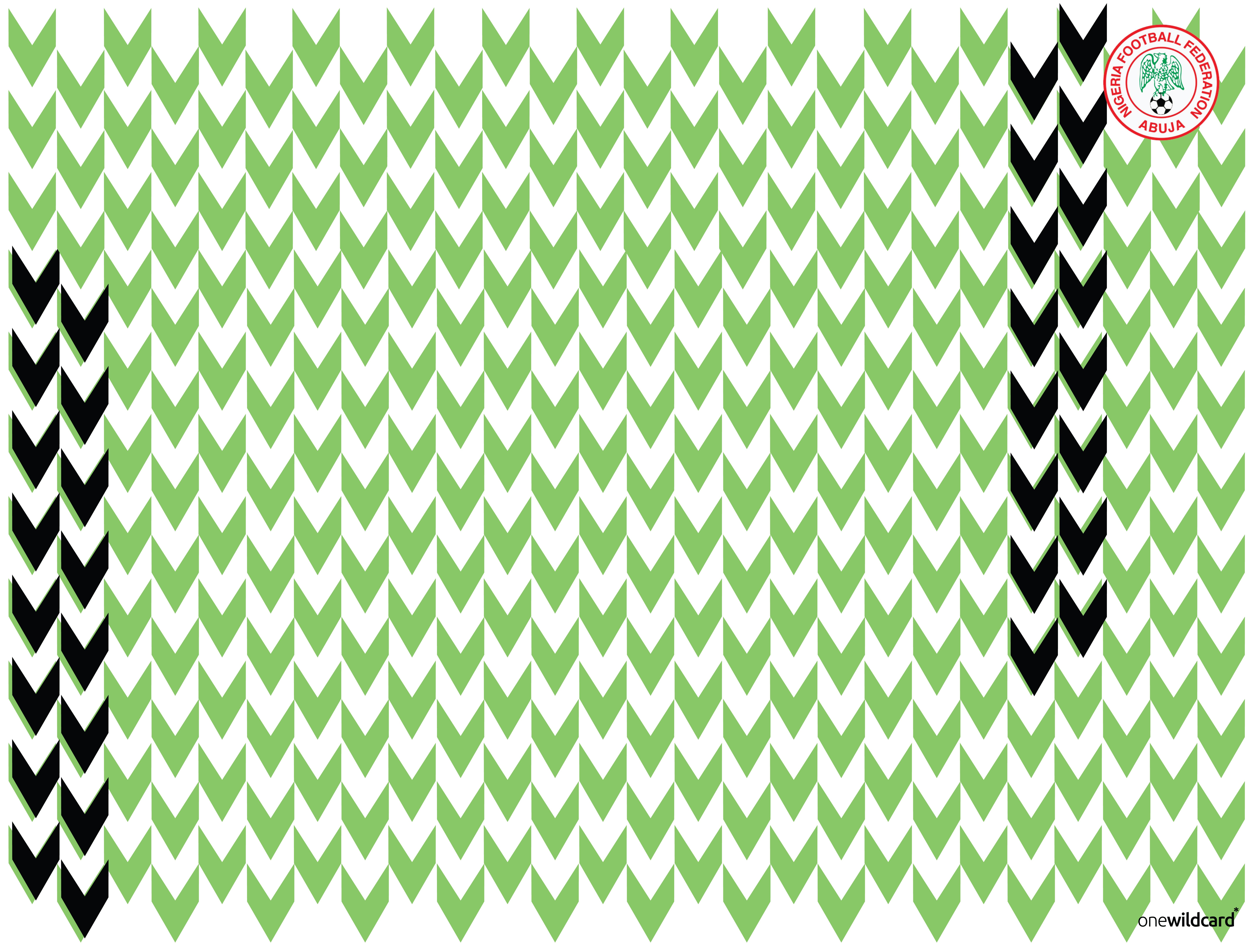 Nigeria Jersey Desktop Wallpaper Onewildcard